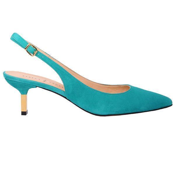 Buty z otwartą piętą Caterina, cena