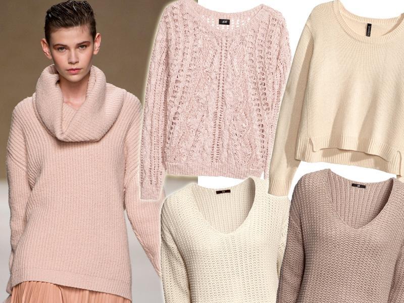 02f5a8589283a Swetry jesień 2013 - Trendy Sezonu - Modne ubrania - Trendy sezonu ...