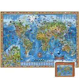 Prezent na Komunię - puzzle