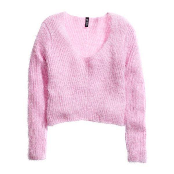 Sweter z angory H&M, cena