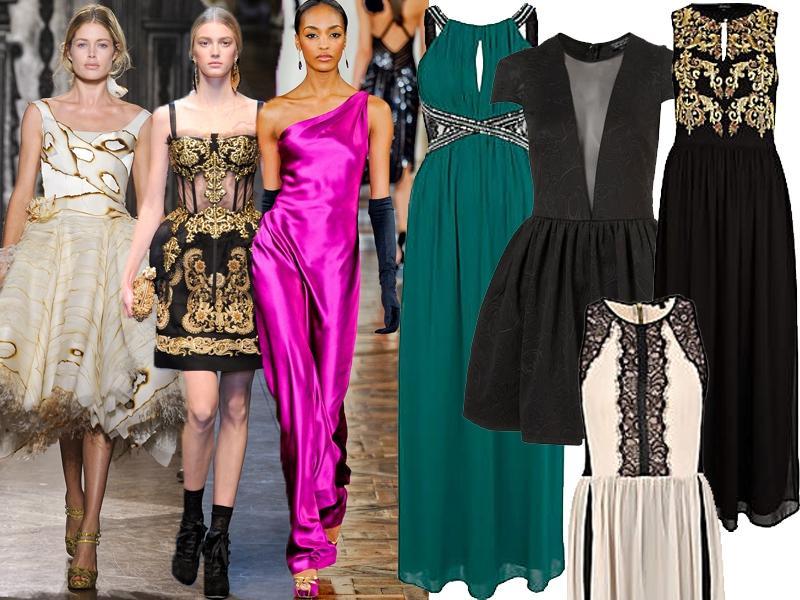 Przegląd sukienek studniówkowych, jak od projektantów