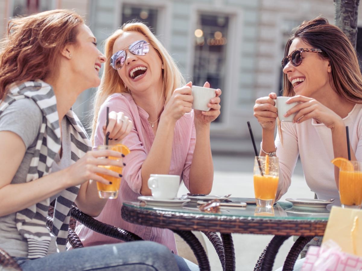 przyjaciółki i soki