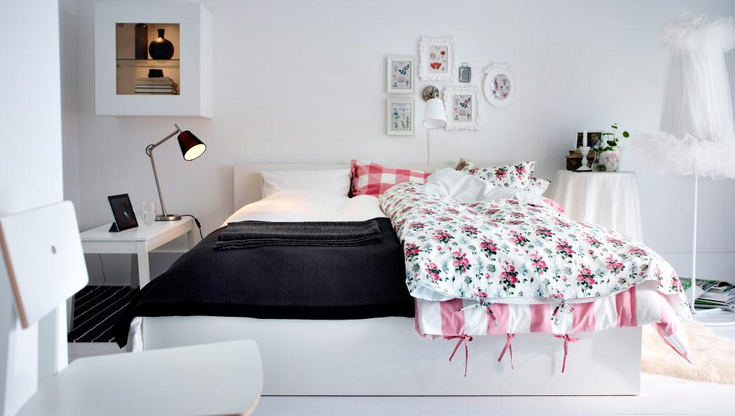 Ikea Sypialnia Inspiracje