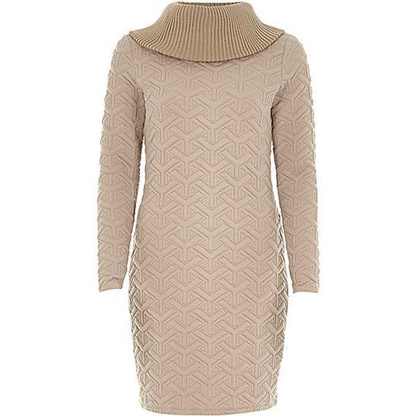 Sukienka mini z długim rękawem River Island, cena