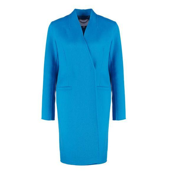 Niebieski płaszcz LK Bennett, cena