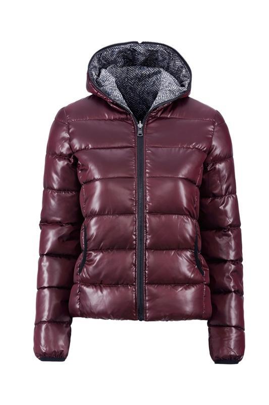 Puchowe płaszcze i kurtki puchówki - przegląd 2013/2014