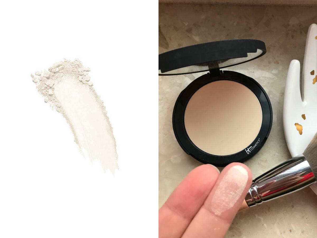 Puder prasowany z It cosmetics