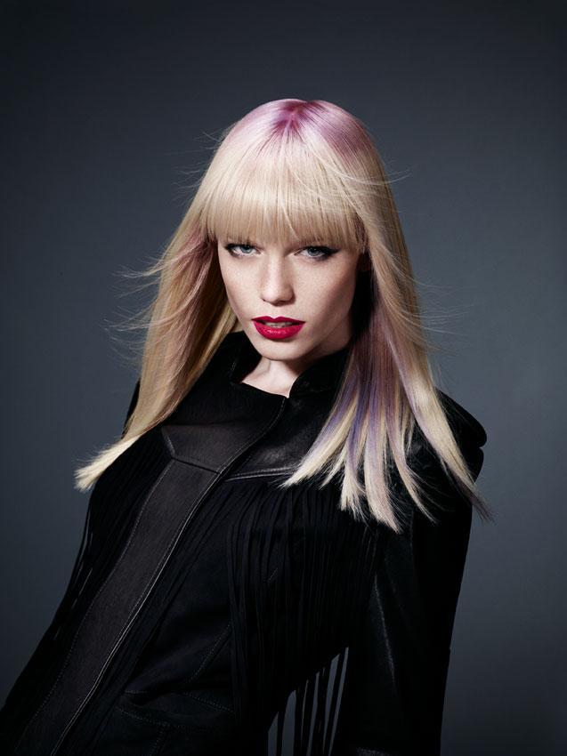 Punkowe fryzury – hot trend na jesień 2013