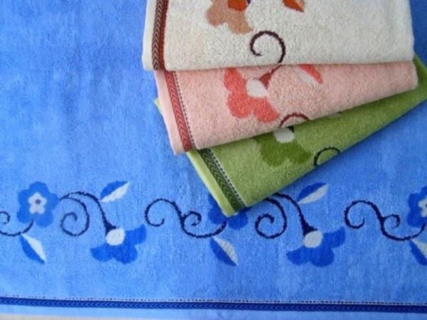 Ręczniki od Advertex - zdjęcie