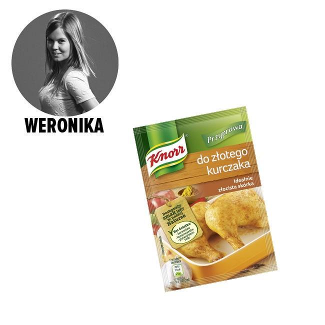 Przyprawa do kurczaka Knorr - cena ok. 2 zł