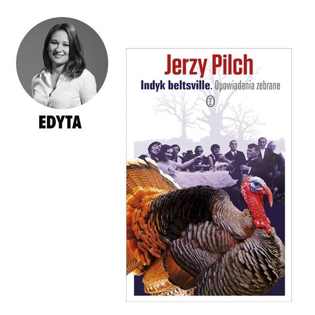 Książka Jerzy Pilch, Indyk beltsville. Opowiadania zebrane