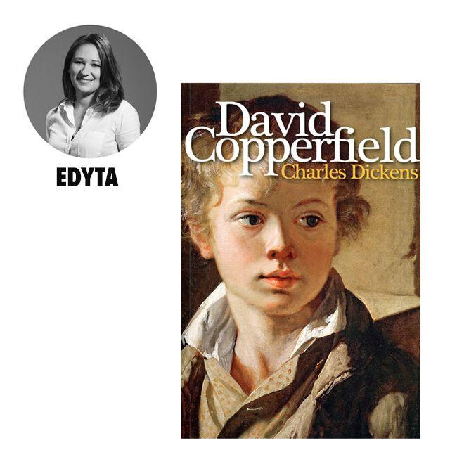 "Karol Dickens, ""David Copperfield"", cena"