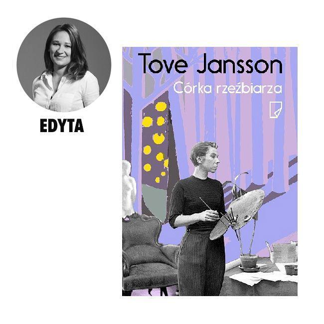 """Tove Jansson, """"Córka rzeźbiarza"""", cena"""