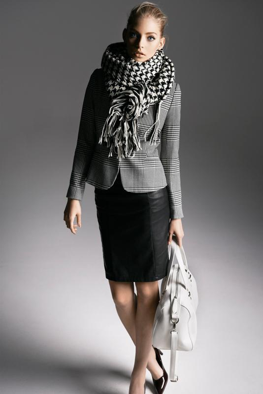 Reserved Black Couture - zimowy look 2013
