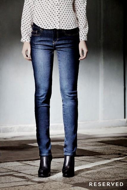 Reserved - dżinsowa kolekcja wiosna 2015
