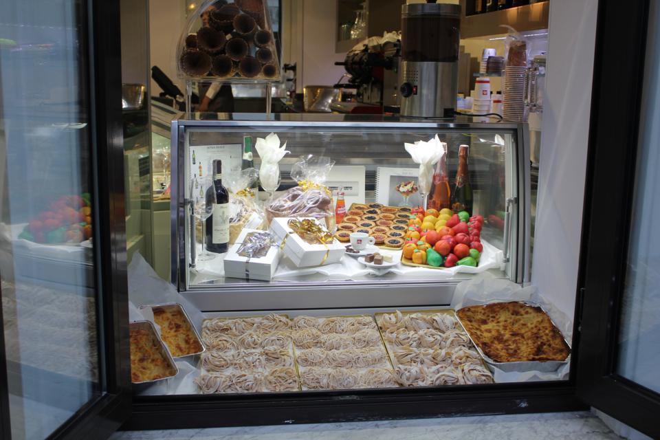 Restauracja i lodziarnia Limoni