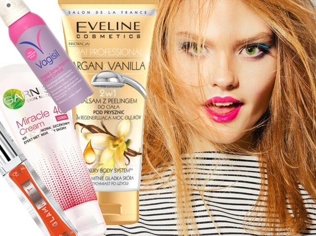 Rewolucyjne nowości kosmetyczne
