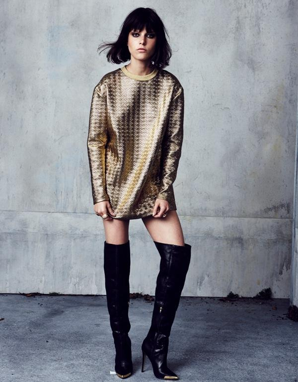 Rihanna dla River Island - kolekcja na zimę 2013/2014