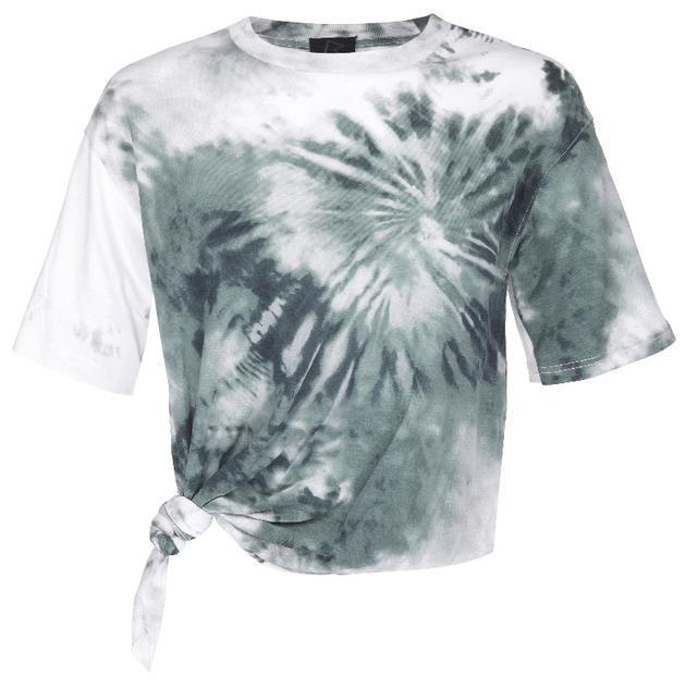 t-shirt River Island cieniowany - moda na lato