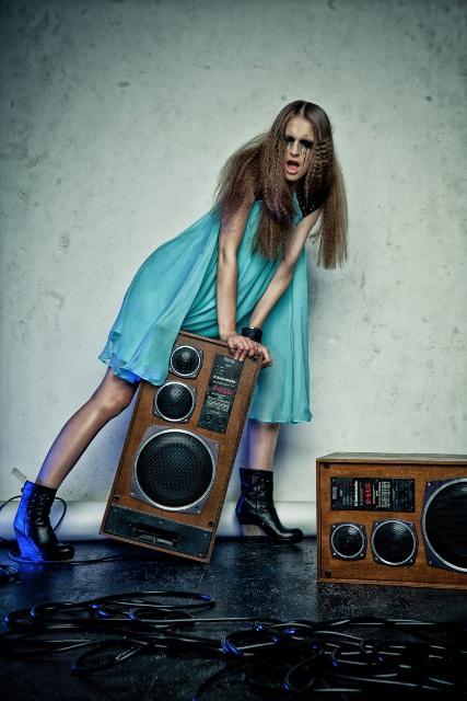 Rina Cossack - kolekcja wiosna/lato 2013