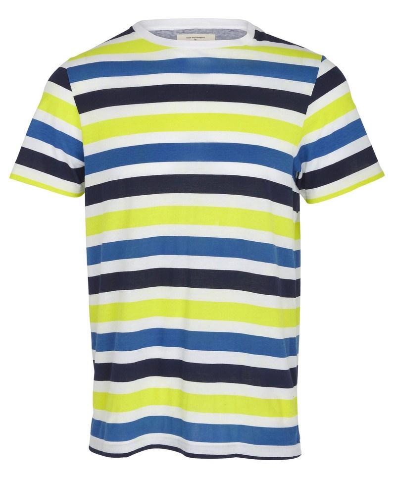 t-shirt River Island w paski - wiosna/lato 2012