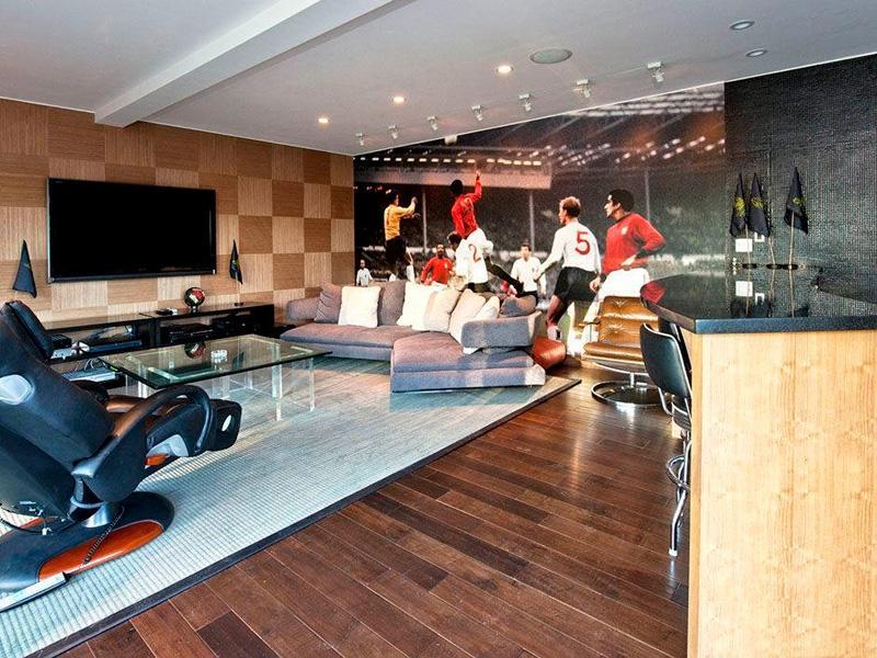 Dom Robbiego Williamsa w Beverly Hills