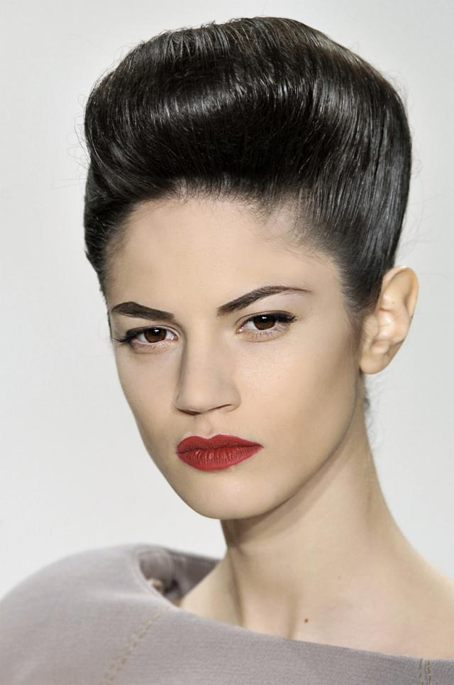 makijaż dla brunetki, makijaż trendy, na imprezę