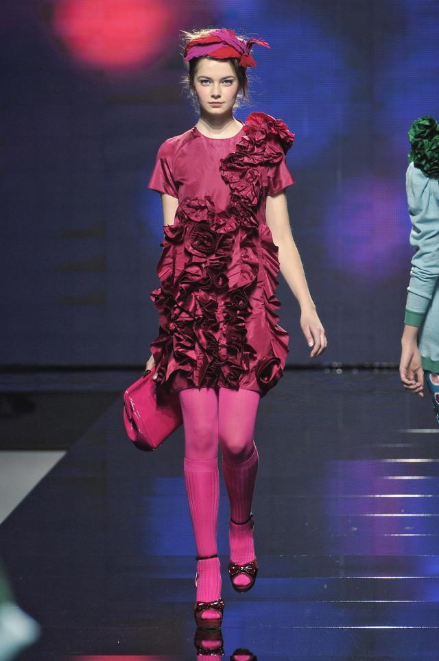 Blugirl, kolekcje jesień-zima 2009/2010