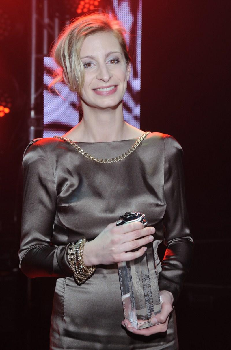 Magdalena Schejbal - Róże Gali 2010