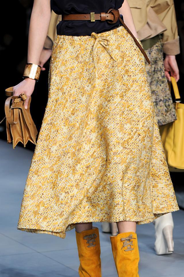 Fendi, kolekcje jesień/zima 2010/2011