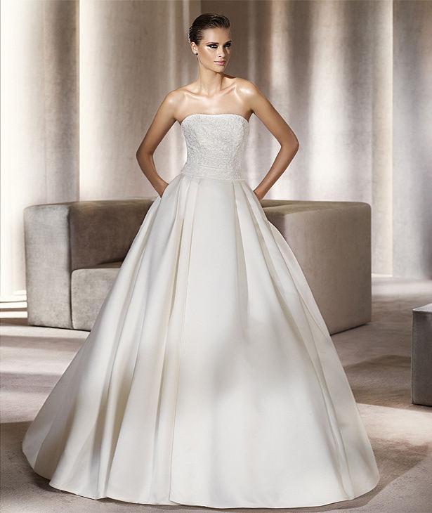 14630cb0cf Rozkloszowane suknie ślubne typu księżniczka - najpiękniejsze inspiracje!