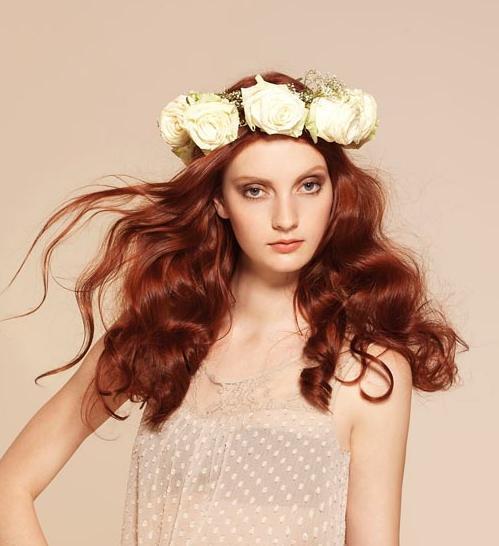 Rude Włosy Galeria Inspiracji Fryzury Polkipl