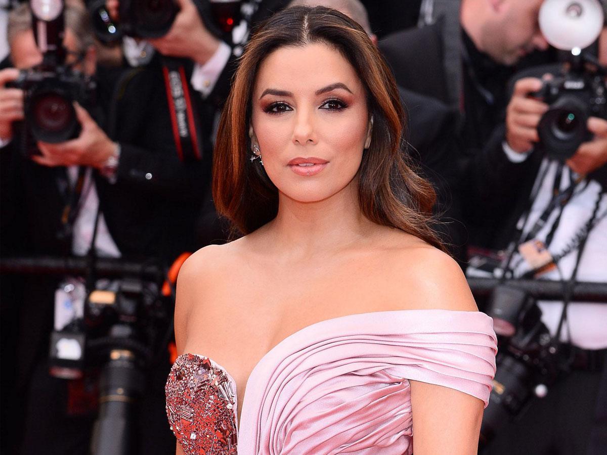 Eva Longoria na otwarciu Festiwalu w Cannes 2019