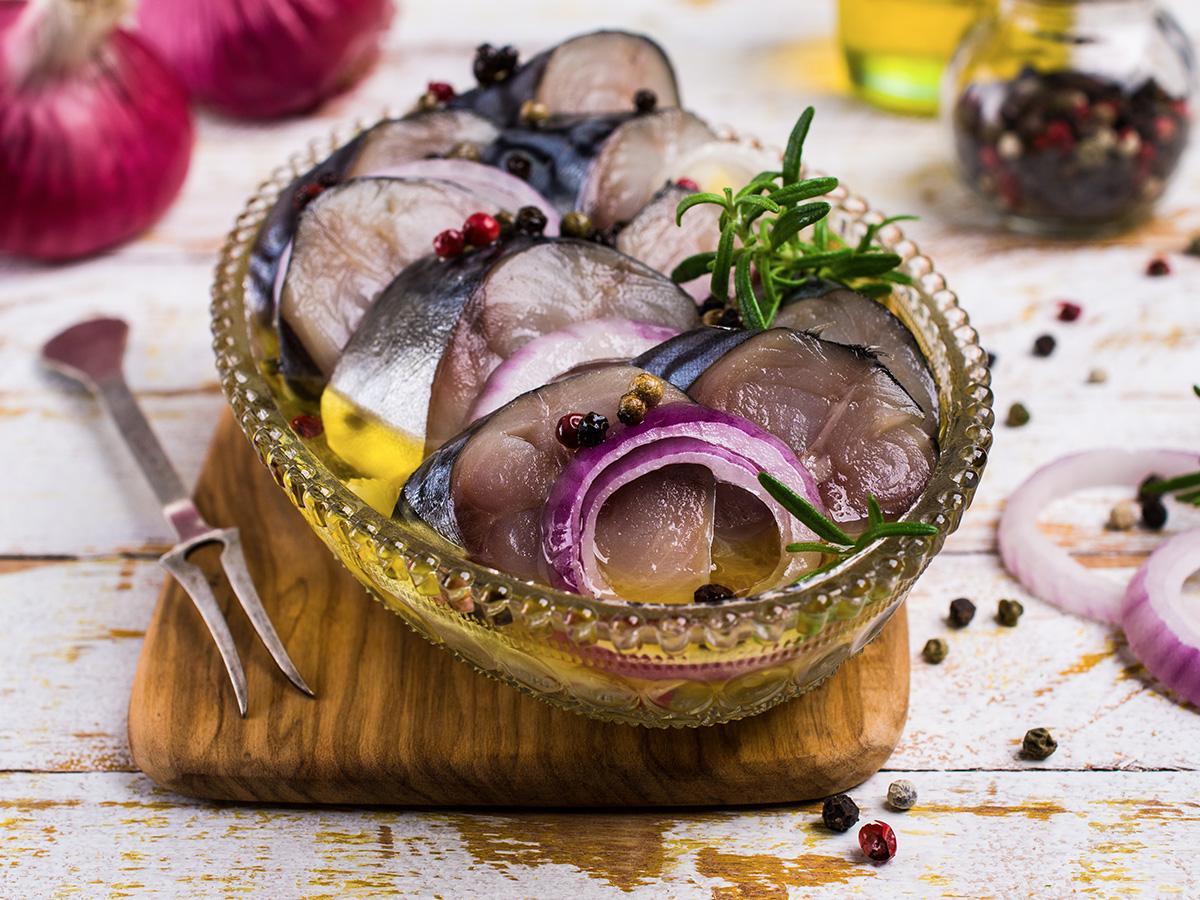 przystawki na święta z ryb