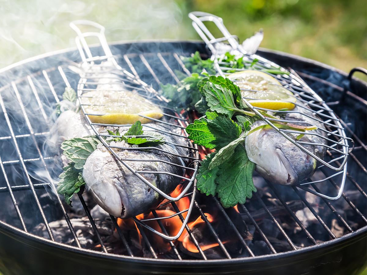 ryba z grilla jak przygotować