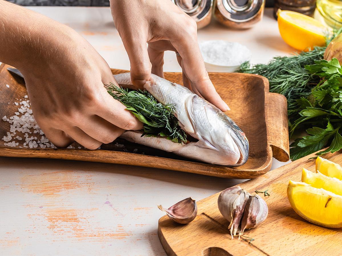 ryba na grilla przyprawy