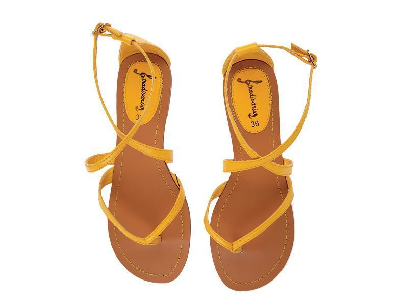 Rzymskie sandały