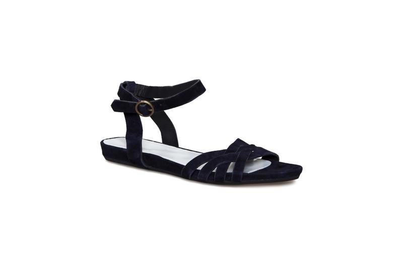 czarne sandały Vagabond - wiosna/lato 2011