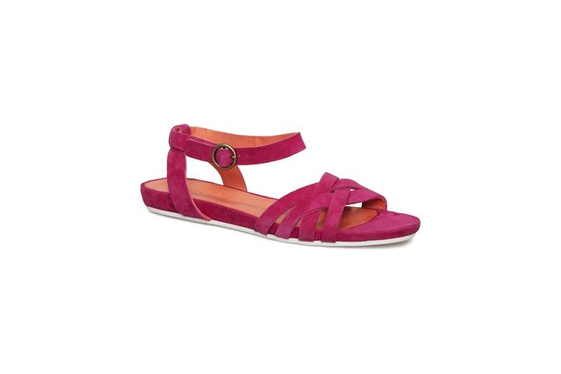 różowe sandały Vagabond - wiosna/lato 2011