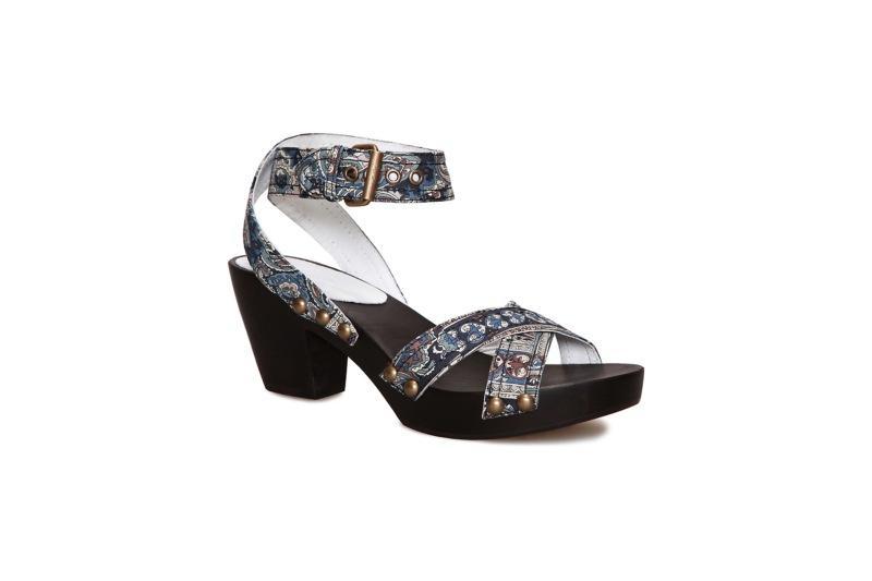 kolorowe sandały Vagabond - wiosenna kolekcja