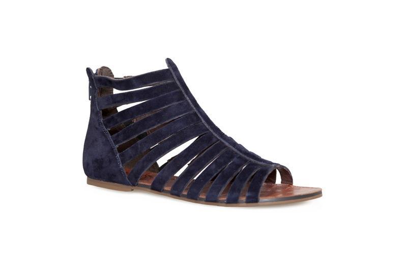 granatowe sandały Vagabond - moda 2011