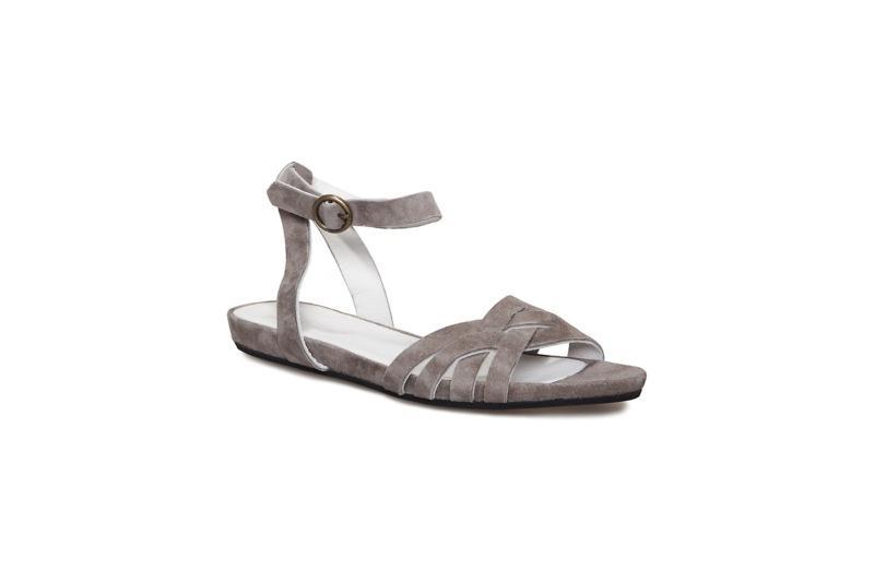szare sandały Vagabond - z kolekcji wiosna-lato 2011