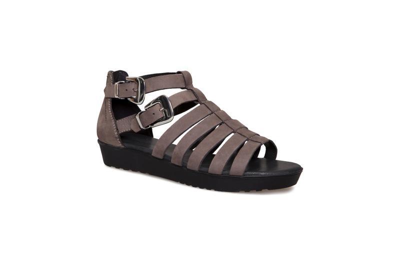 brązowe sandały Vagabond - moda wiosna/lato