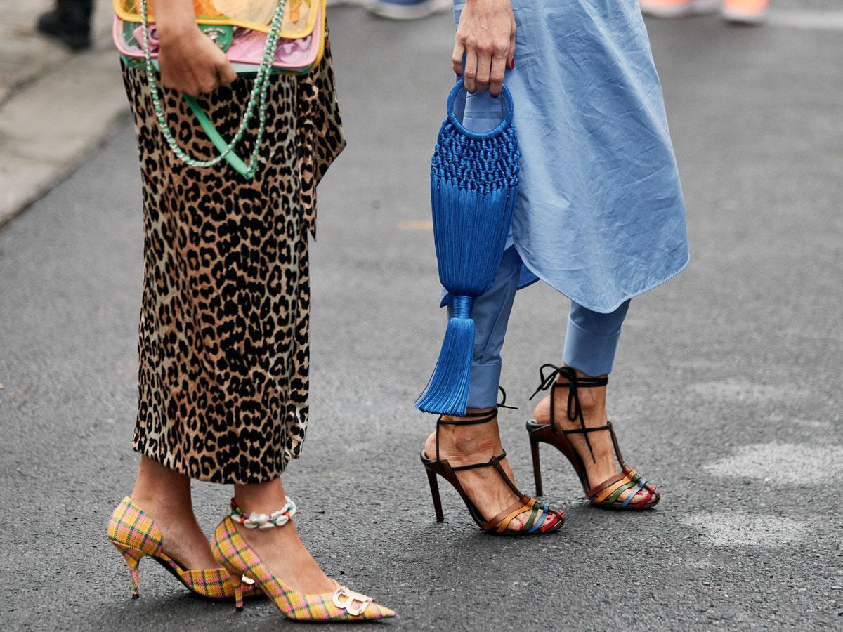 Sandały na obcasie - najmodniejsze modele na lato 2019