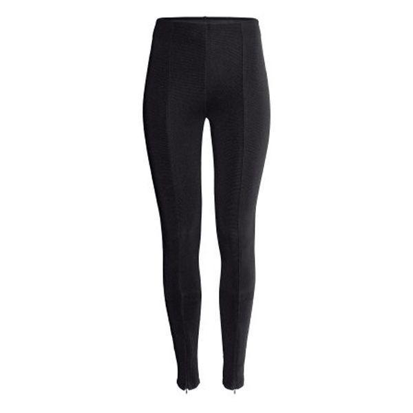 Czarne legginsy H&M, cena