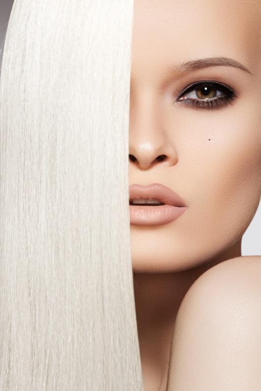 Seksowny make-up