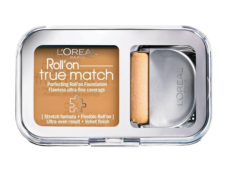 makijaż dla blondynki, trendy, makijaż, L'Oreal Roll' on True Match