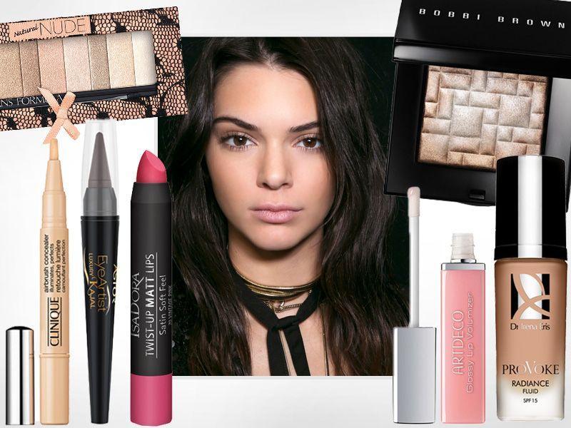 Kosmetyki do makijażu na lato 2016