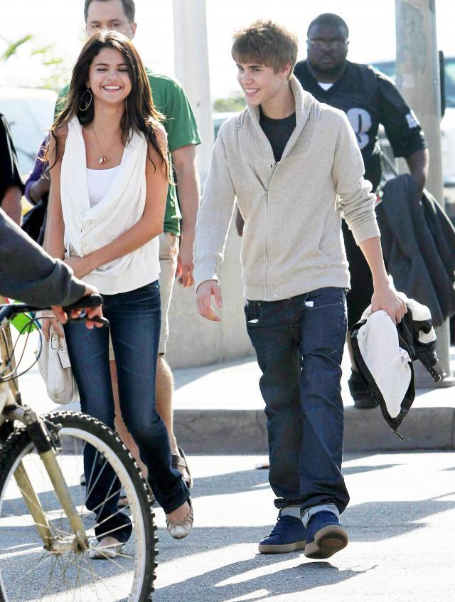 Selena Gomez I Justin Bieber Przyłapani Na Randce Newsy
