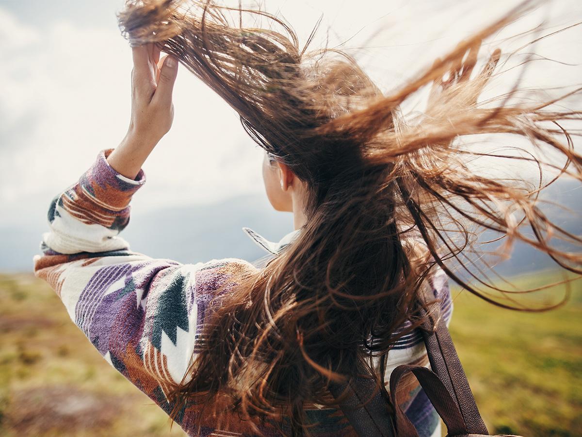 sen o włosach
